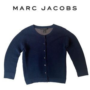 MARC by MARC JACOBS Navy blue cardigan
